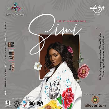 Simi live at industry nite