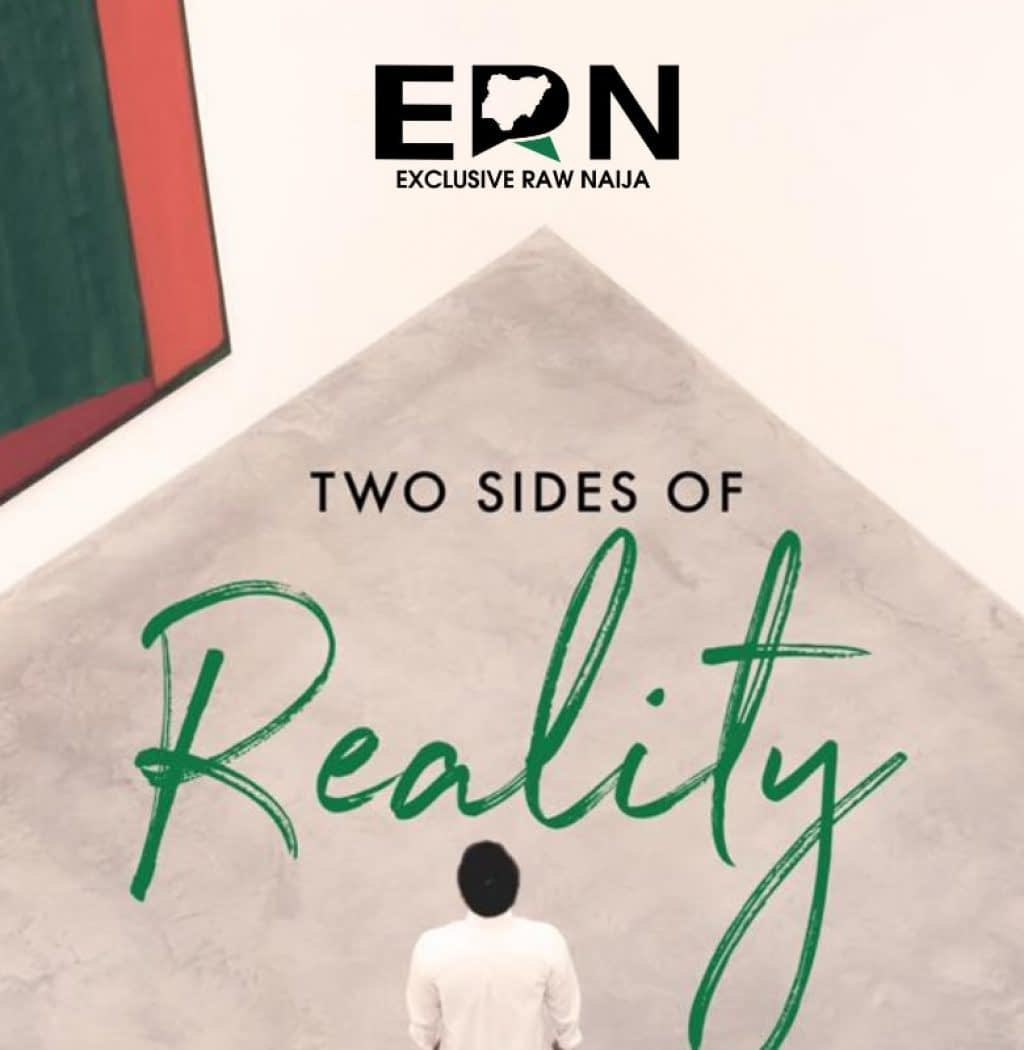 two sides of reality - ERN