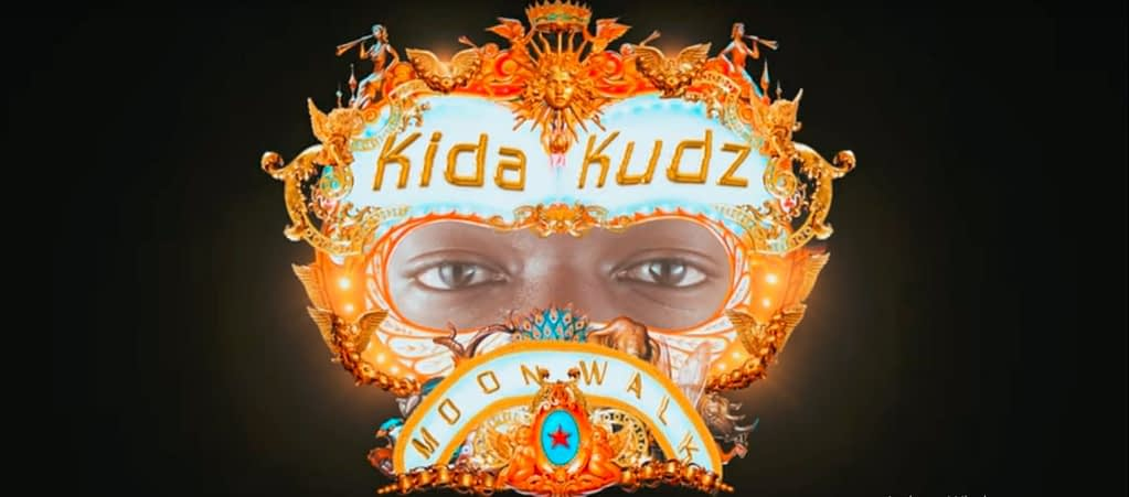 kida kudz moonwalk artwork