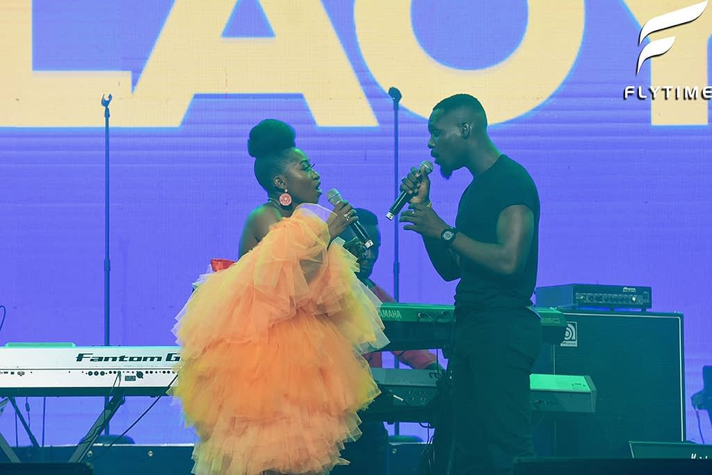 Ade Laoye at Flytime Music Promotions 2019