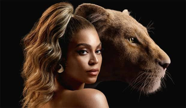 beyonce-the lion king movie