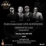 Hennessy VS Class Audition in PH City for the First Time