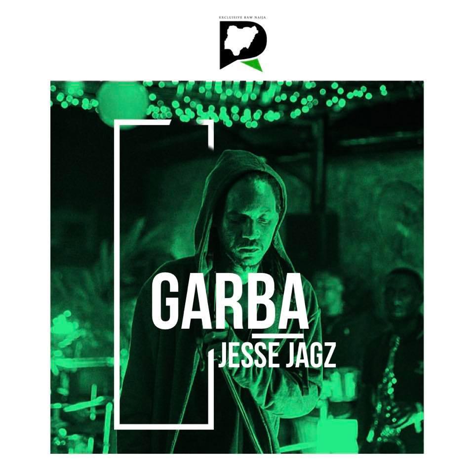 Jesse Jagz Garba EP