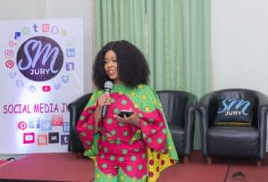 Tonia Odili, Founder of #SMJURYBUSINESS Conference